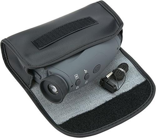 Carson Vision Monocular with Infrared Illuminator