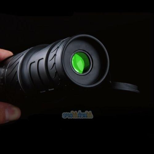 Day 40X60 Power Optical Monocular Telescopes Outdoor US