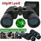 Day/Night Vision 60x50mm Zoom Powerful HI-DEF HD Binoculars