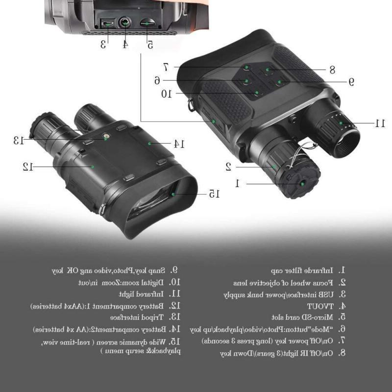 Digital HD Binocular