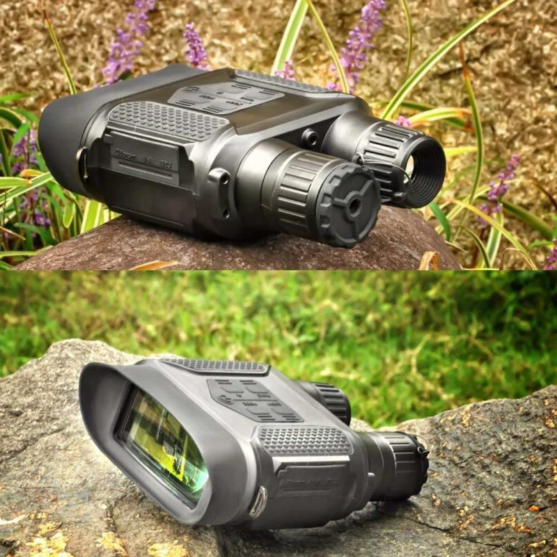 Digital Infrared IR HD Night Vision Hunting Binocular