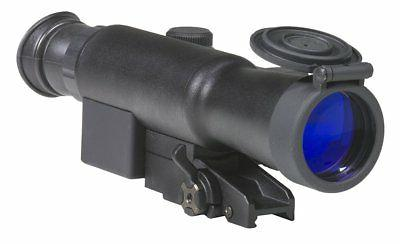 Firefield FF16001 NVRS 3x 42mm Vision Riflescope, Black