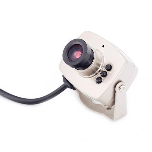 HDE Mini 6 Wired Camera Night Vision Pinhole