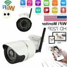 IP Camera Network Night Vision 720P P2P Outdoor Wireless 3.6