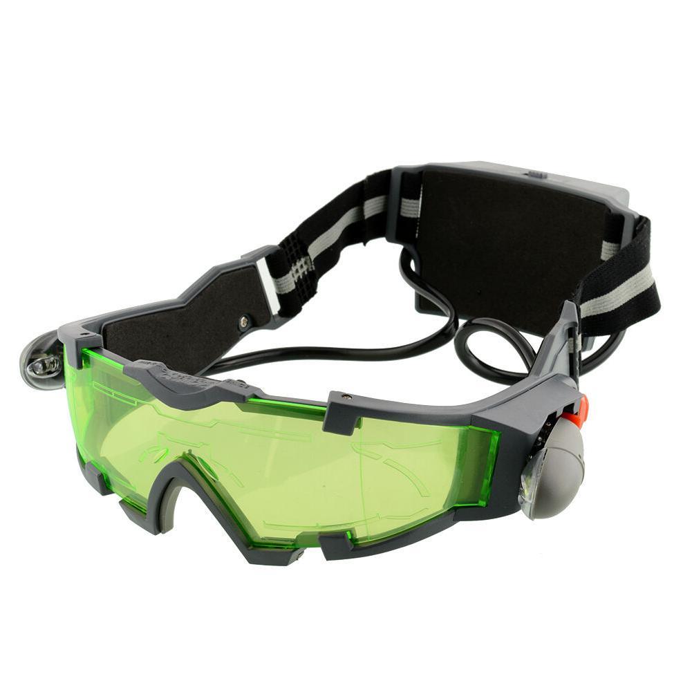 LED Night Vision Eye eye protector Glasses