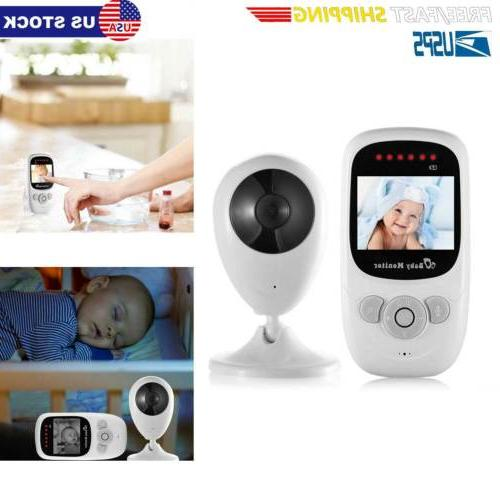 "Video Baby Monitor Camera 2-Way Talk 3.2"" Digital Wireless N"