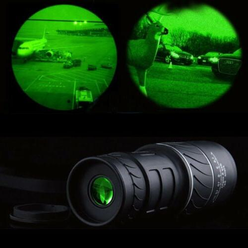 Monocular Telescope 40X60 Super High Power Portable HD OPTIC