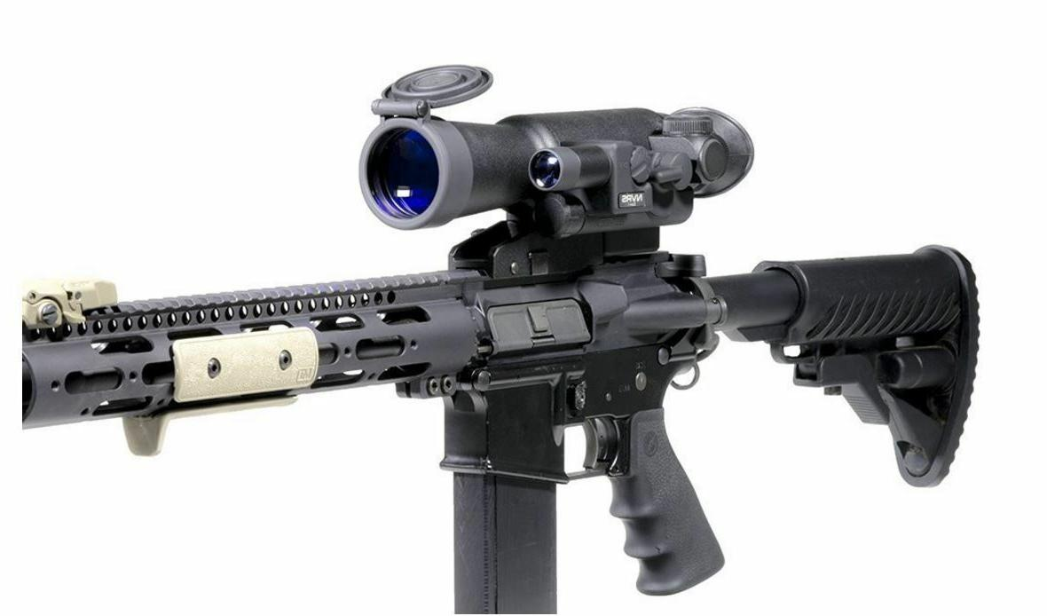 Night Scope Mount Attachment Tactical Coyote Hog Hunt