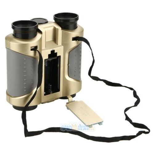 Night Binoculars Telescope Pop-Up Light Xmas Gift