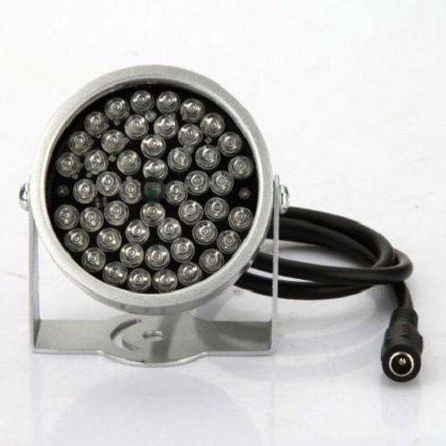 Paranormal Ghost Hunting Equipment 48 LED Night Vision Infra