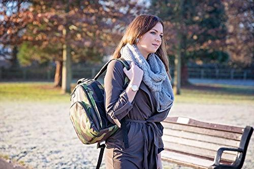 Premium Rucksack with Customizable Interior & for Night Monocular - by