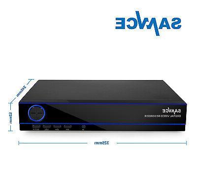 SANNCE 16CH 1080N Video DVR Night Camera