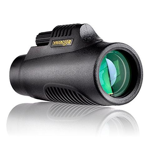 SOLOMARK Monocular - Scope For Watching Games, Exhibition, Model Car Racing, watching Wildlife and Scenery