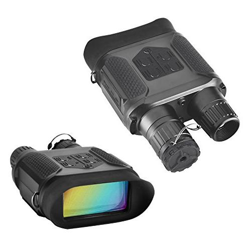 SOLOMARK Binoculars Hunting Infrared Vision Hunting with Large Take IR from