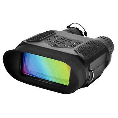 SOLOMARK Binoculars Hunting Vision Hunting Large Viewing Screen Take IR Photos from