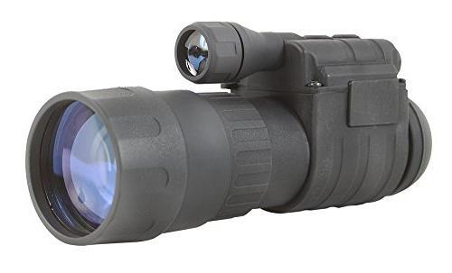 Sightmark DNV 7x50 Twilight Digital Night Vision Monocular, Green