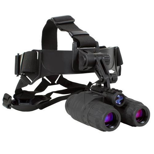 Sightmark Hunter 1x24 Vision Goggle Binocular Kit