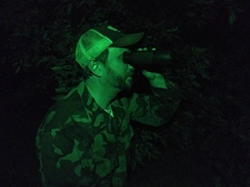 Stealth Digital Night Vision Monocular Zoom, FPS and on/off use Reliability