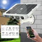 Wanscam 1080P WiFi Solar Power Bullet IP Camera Onvif Night