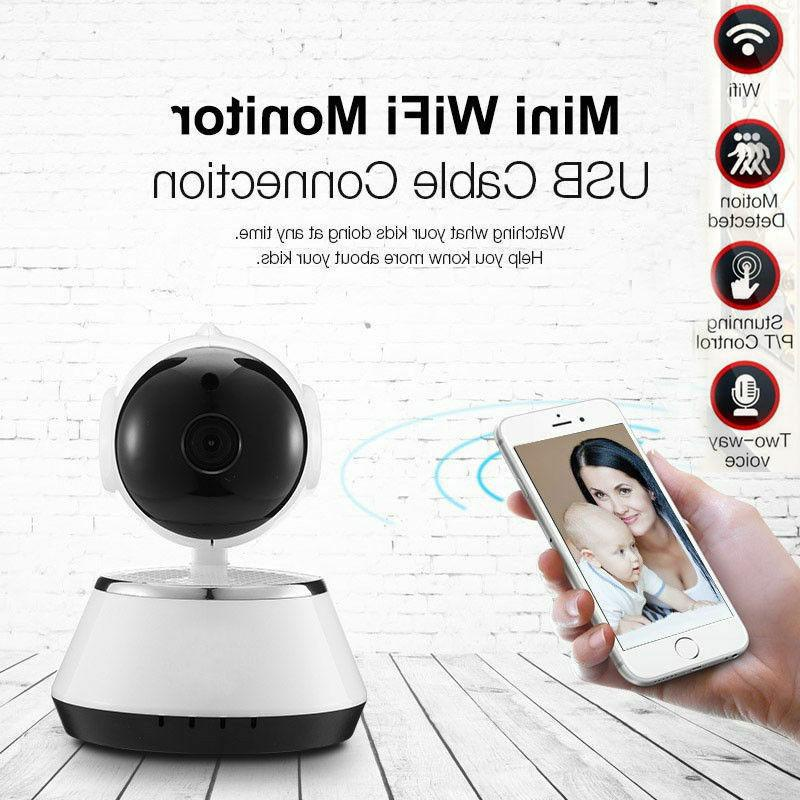 Wireless 720P v380 Smart IR Vision