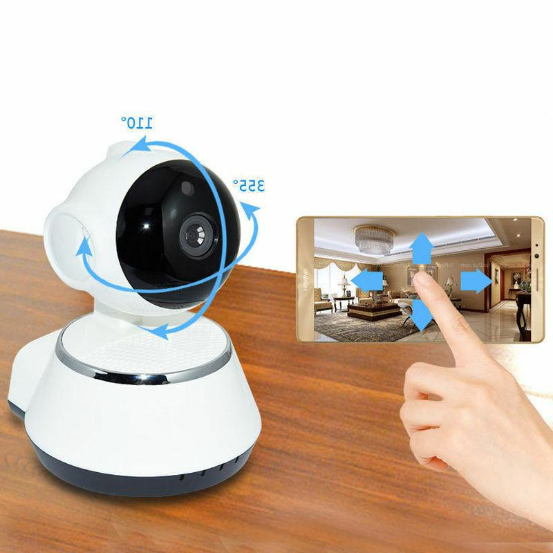 Wireless WiFi Security IR Vision