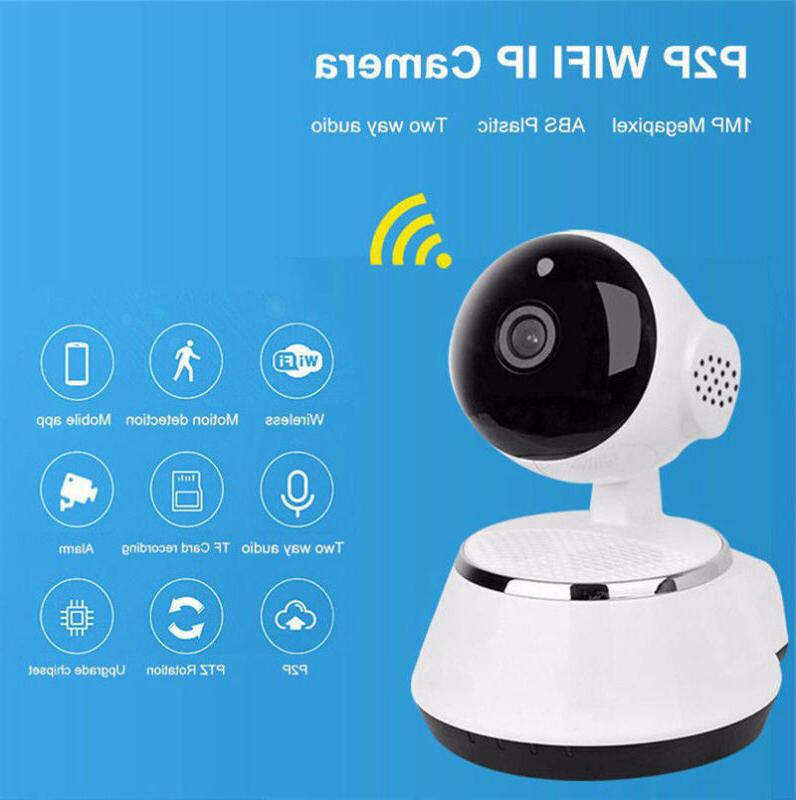 Wireless v380 WiFi Security IR Webcam Night Vision