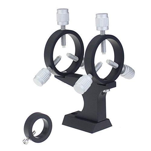 Solomark Adjustable Laser Bracket Bracket - Your Laser Pointer Into a Finder Telescope