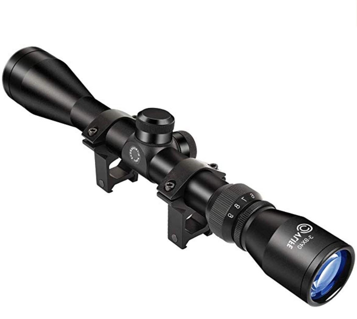 air rifle scope night vision airsoft pellet