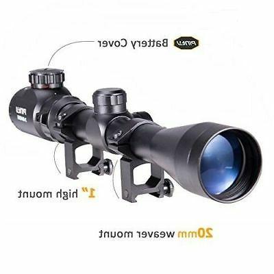 Vision Gun Blue 3-9x40 E