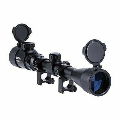 Air Rifle Vision Gun BB 3-9x40