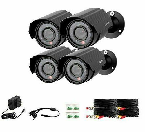 analog 700tvl outdoor bullet security cameras 4