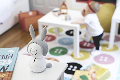 Arlo Smart WIFI Baby 1080P Audio, Night Light, Alexa,