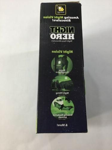 ATOMIC NIGHT HERO NIGHT VISION Magnification
