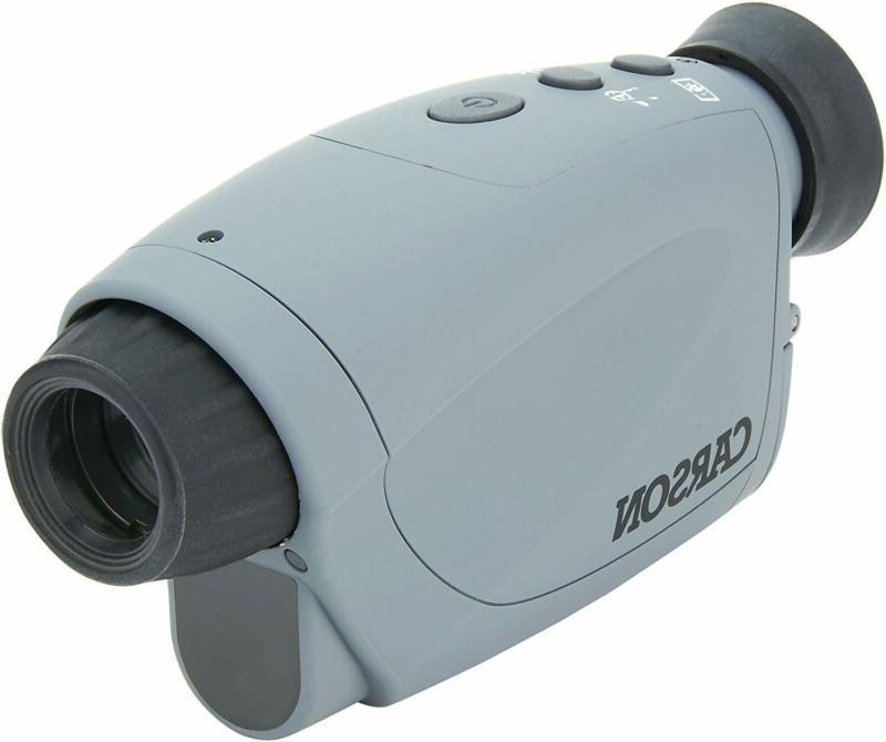 Carson Aura Digital Night Vision Monocular With Infrared Ill