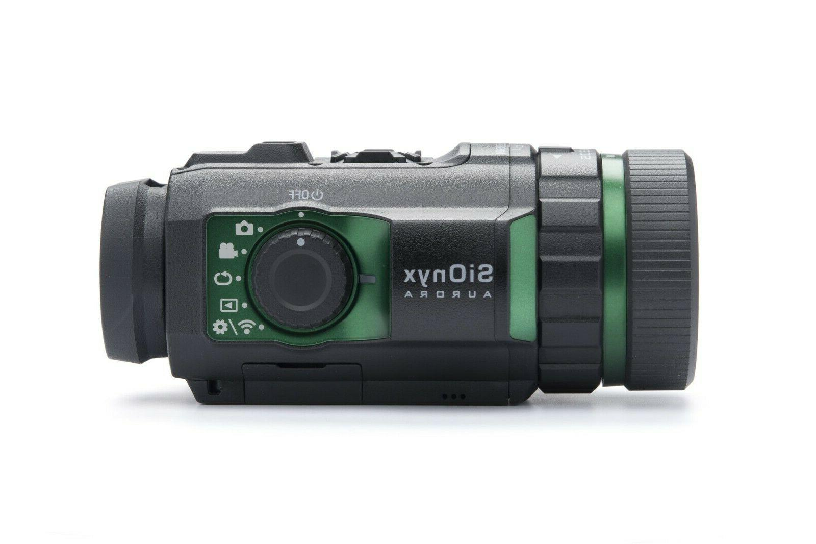 SiOnyx Aurora Night Vision Action camera for use in night