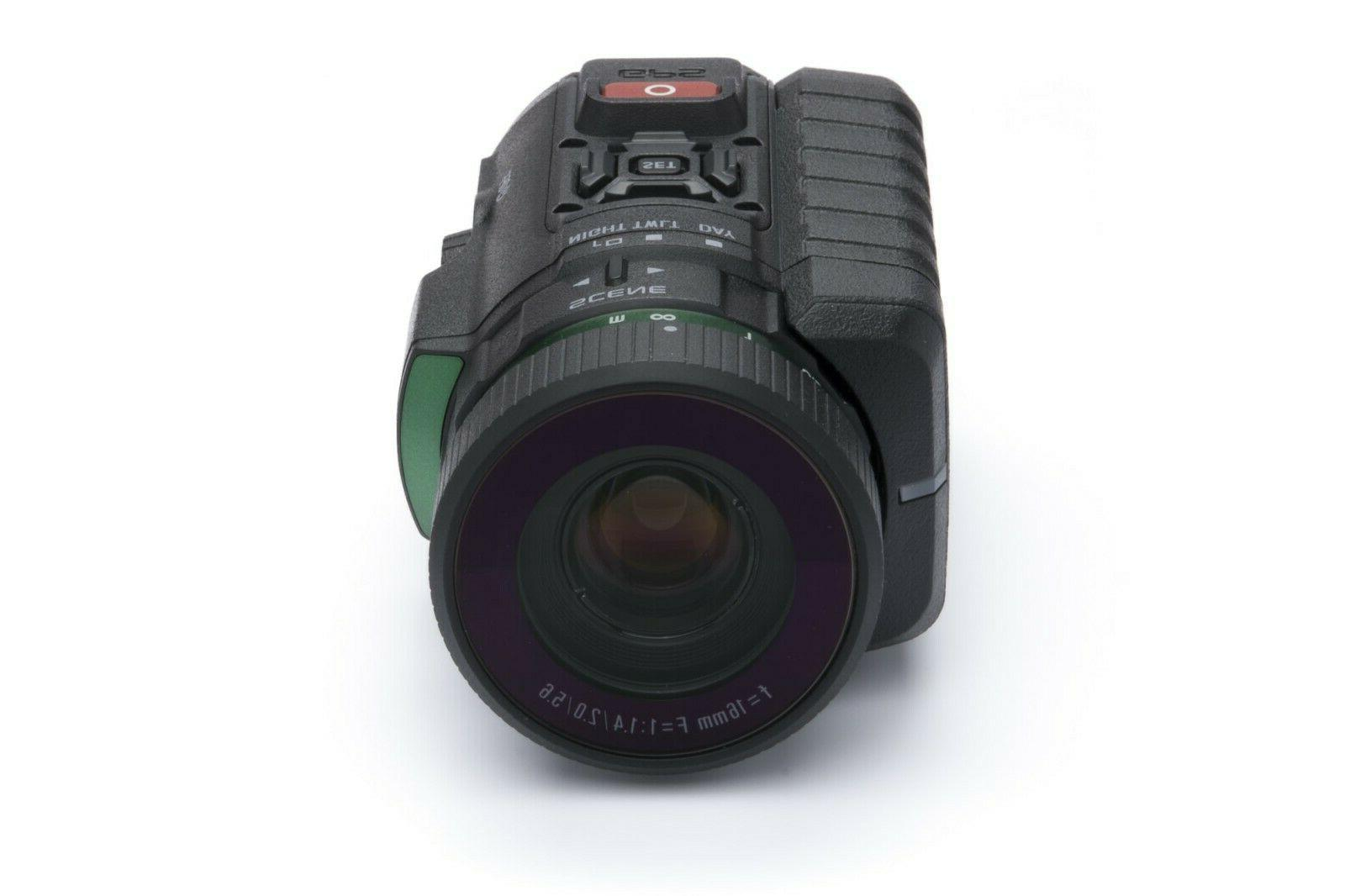 SiOnyx Aurora Vision Action camera use night