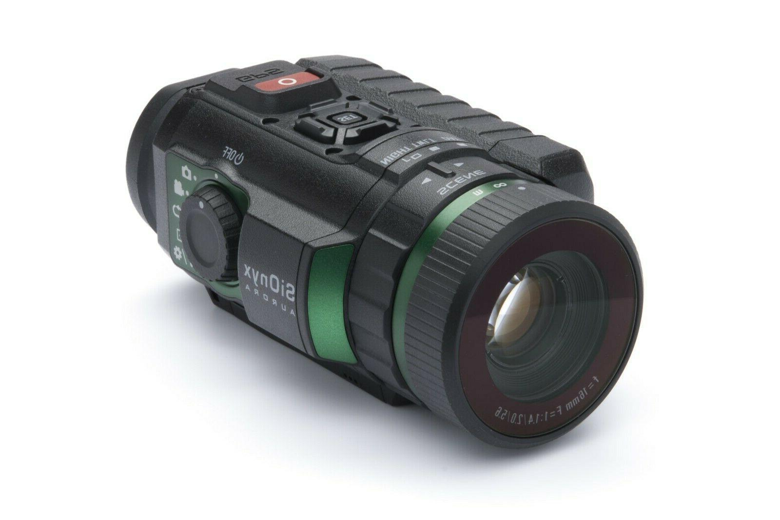 SiOnyx Vision Action camera for use or night