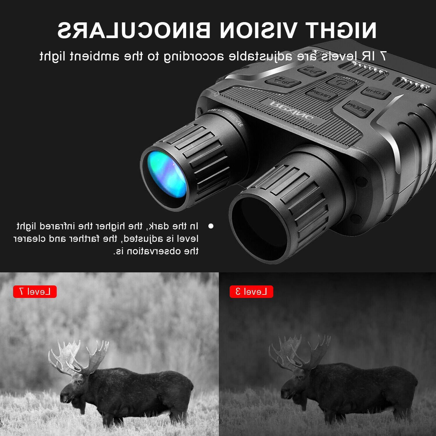 Rexing Infrared Vision Screen, Recording
