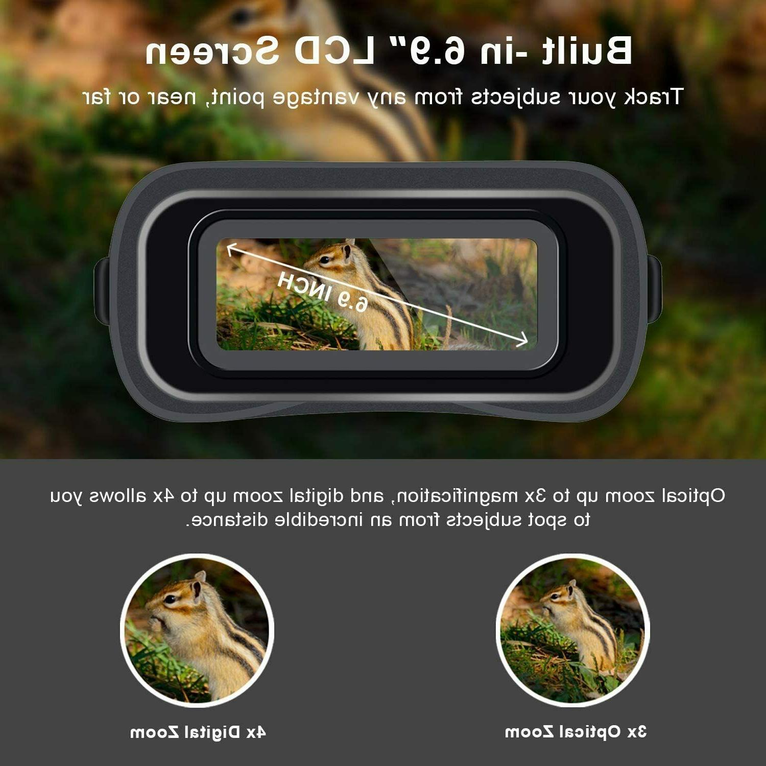 Rexing B1 Infrared Vision with LCD Screen,