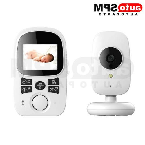 baby monitor wireless 2 4ghz digital color