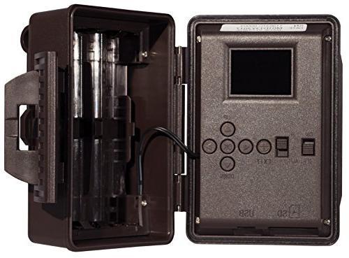 Bushnell Bandit Camera Brown