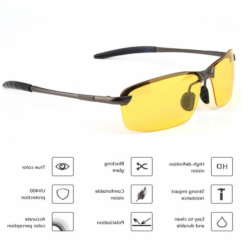 Bell + Howell Tac Glasses Night Vision Unisex Seen On TV