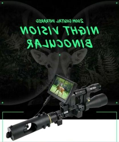 best site night vision scope