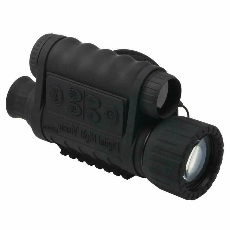 bestguarder 6x50mm hd digital night vision monocular