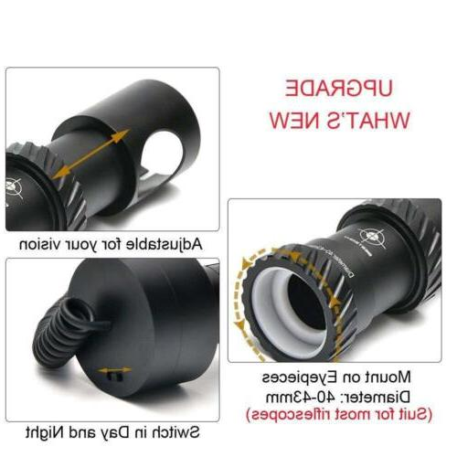 bestsight Digital Night Vision Scope Rifle Hunting with