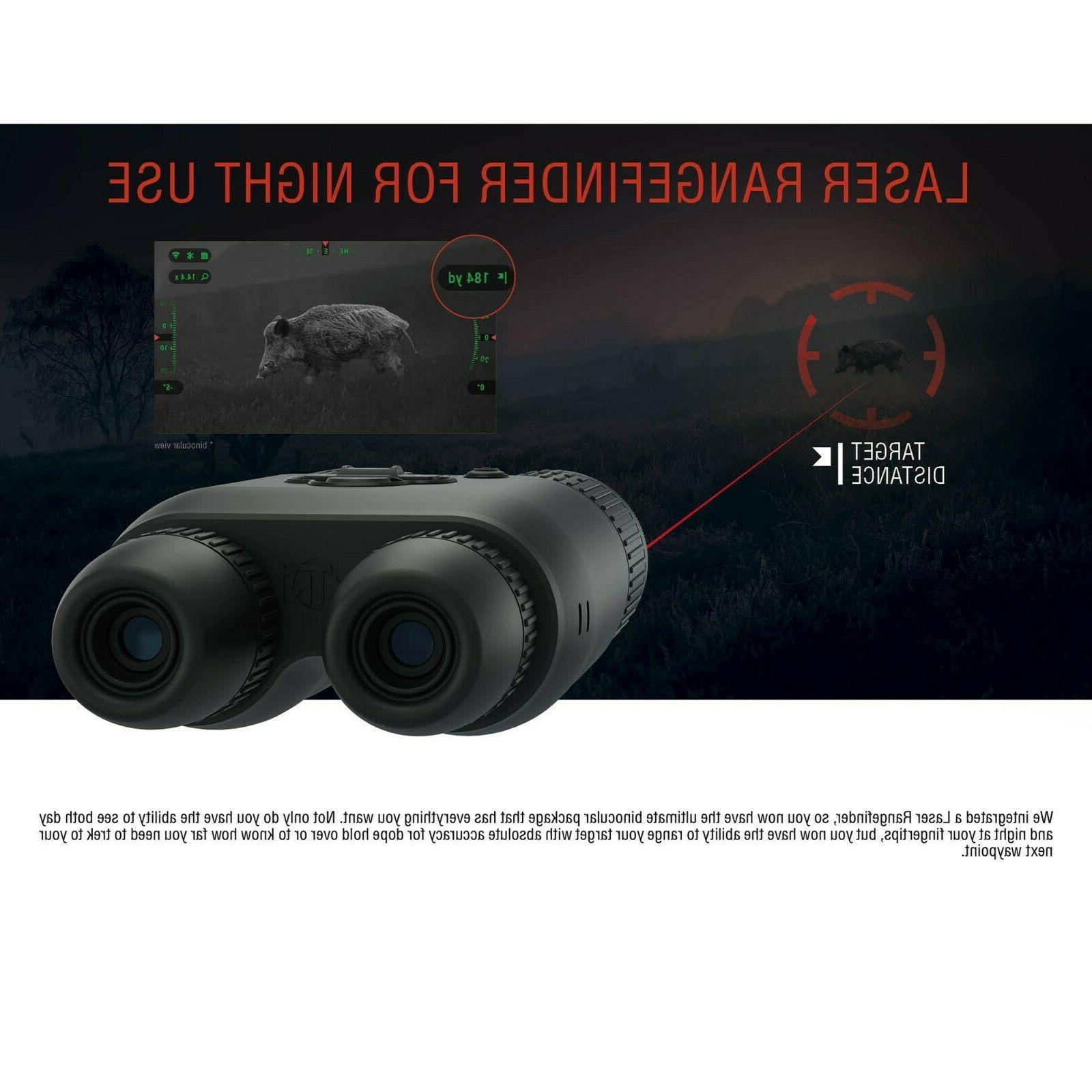 ATN Smart Laser range Full HD