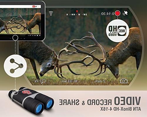 ATN Binocular Night WiFi, Image Android Apps