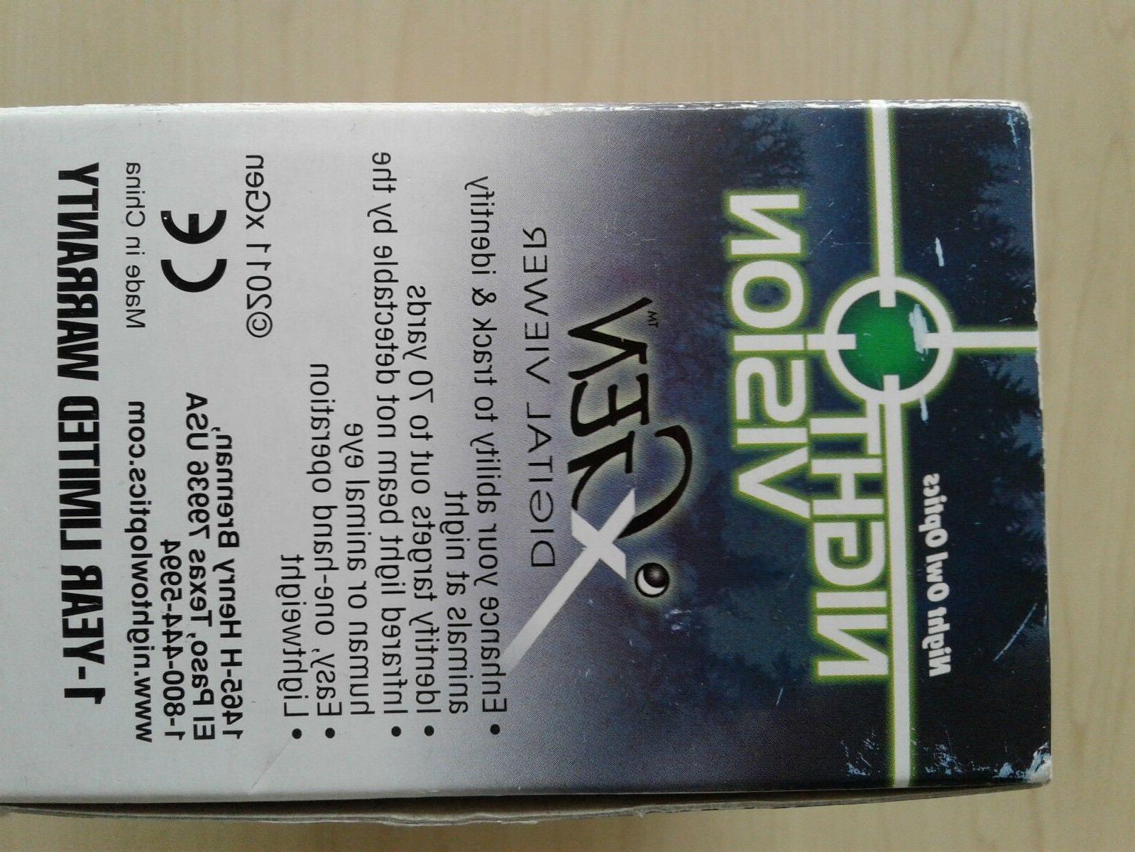 Brand Optic XGen Night Monocular
