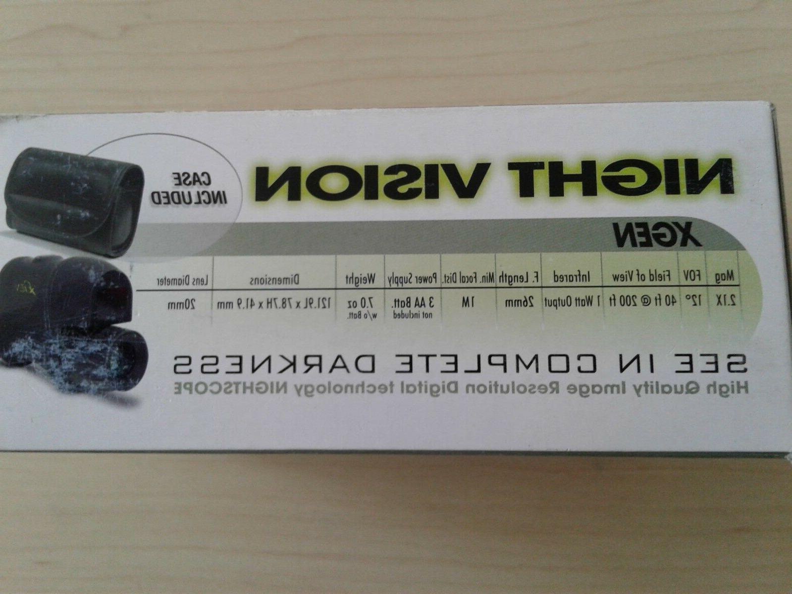 Brand Owl Optic XGen Monocular