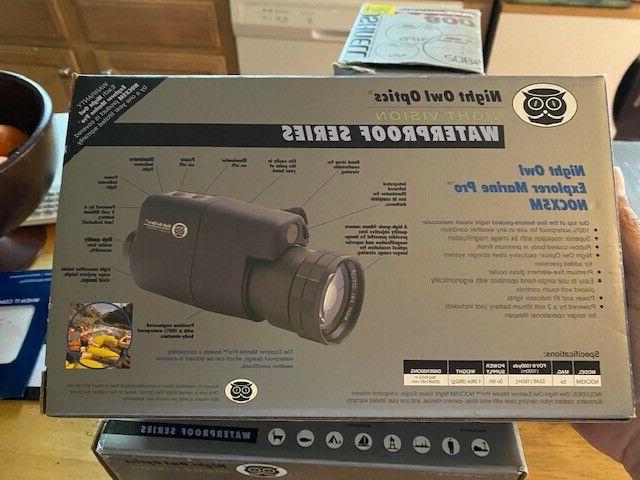 BRAND NEW Owl Optics EXPLORER PRO Night Vision
